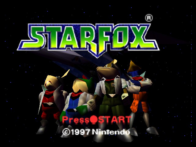 Star Fox 64 - Ehh? - User Screenshot